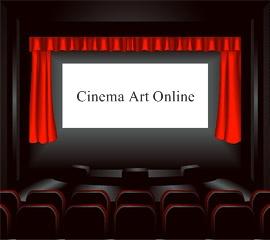 cinema art online シネマアートオンライン