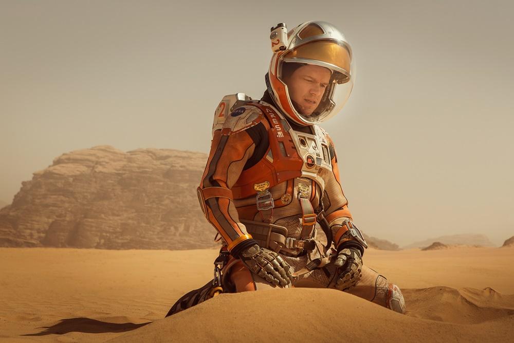 【画像】映画『オデッセイ』(The Martian) 場面カット