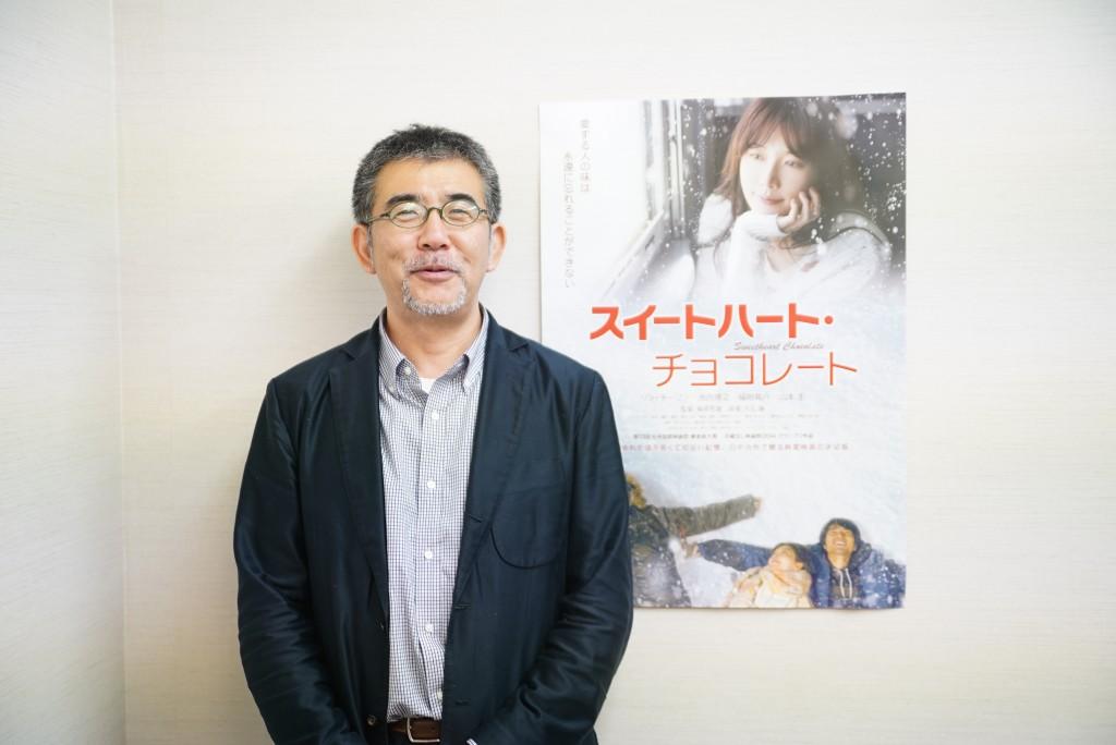 「スイートハート・チョコレート」 篠原哲雄監督 単独インタビュー