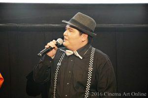 映画 ドクムシ 公開初日 舞台挨拶