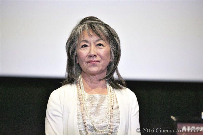 【写真】奈良橋陽子監督