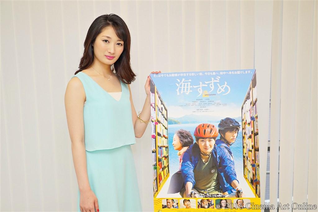 【写真】映画『海すずめ』主演・武田梨奈インタビュー