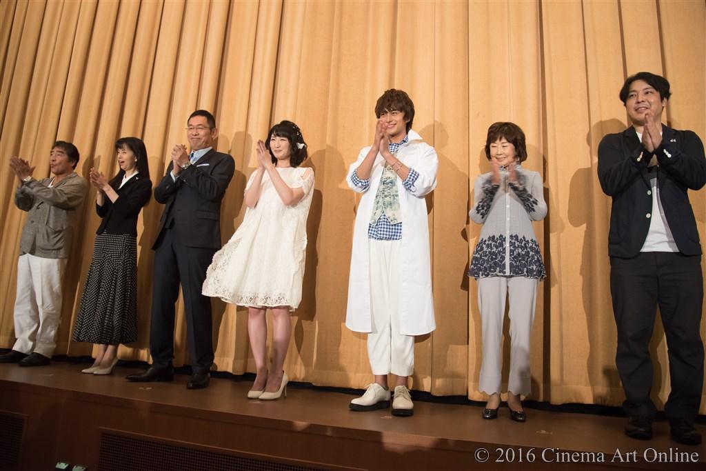 【写真】映画『海すずめ』公開初日舞台挨拶