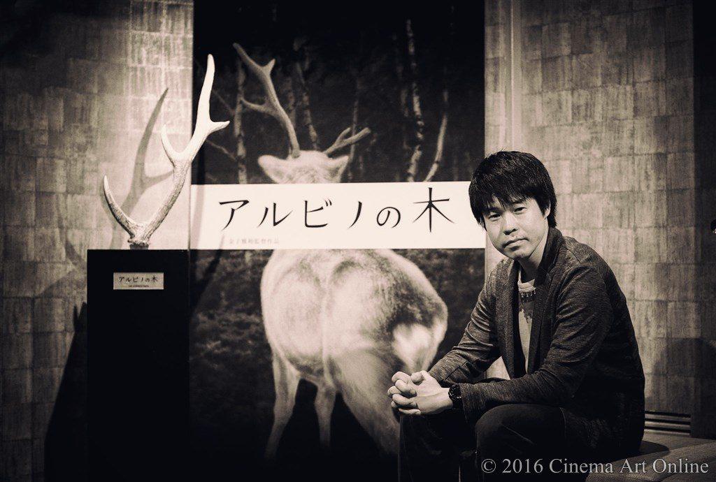 映画 「アルビノの木」 主演 松岡龍平