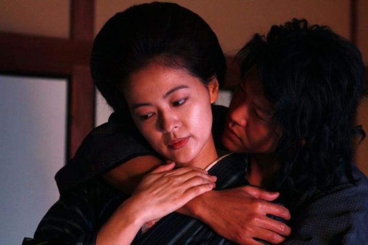 【画像】映画『夢二~愛のとばしり』場面カット
