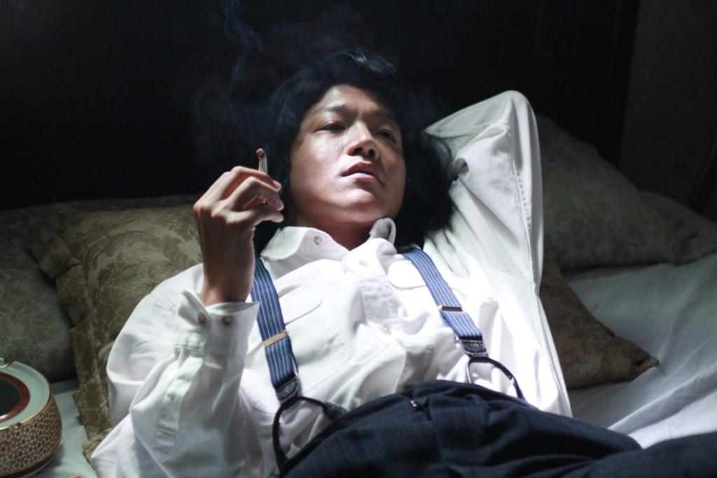 【画像】映画『夢二~愛のとばしり』メインカット