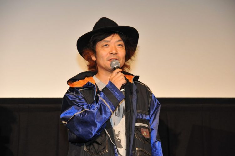 【写真】第28回 東京国際映画祭(TIFF) Japan Now 部門 映画『ラブ&ピース』LOVE & PEACE 園子温監督 Q&A (園子温監督)