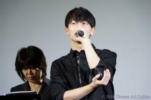 【写真】映画『絶壁の上のトランペット』公開初日舞台挨拶 (L.Joe/TEENTOP)