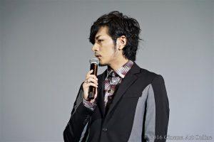 【写真】映画『絶壁の上のトランペット』公開初日舞台挨拶 (久保田悠来)