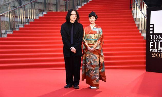 第29回東京国際映画祭(TIFF) レッドカーペット
