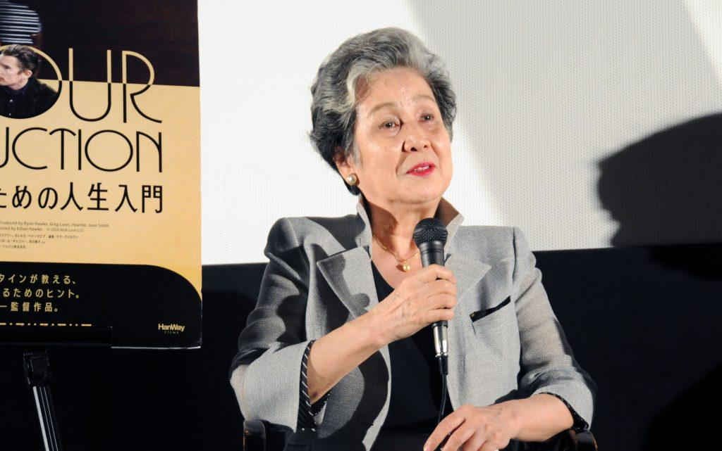 映画 「シーモアさんと、大人のための人生入門」 ピアニスト 大木裕子