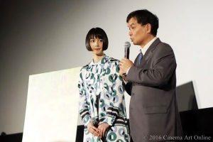 第29回 東京国際映画祭(TIFF) クロージング作品 「この世界の片隅に」 舞台挨拶