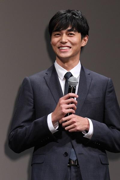 第29回 東京国際映画祭(TIFF) クロージング作品 「聖の青春」 舞台挨拶 東出昌大