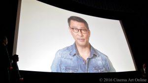 映画 「幸福のアリバイ~Picture~」 完成披露試写会 舞台挨拶