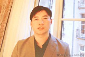 第17回 東京フィルメックス/TOKYO FILMeX 2016 授賞式 よみがえりの樹 チャン・ハンイ ビデオメッセージ
