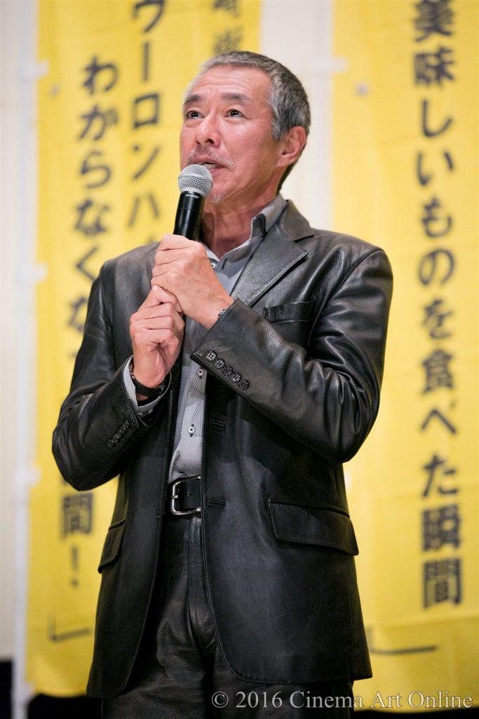 【写真】映画『幸福のアリバイ~Picture~』公開初日舞台挨拶 (柳葉敏郎)
