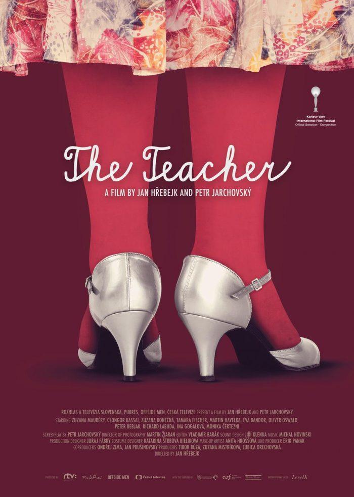 【画像】映画『ザ・ティーチャー』(The Teacher) ポスタービジュアル