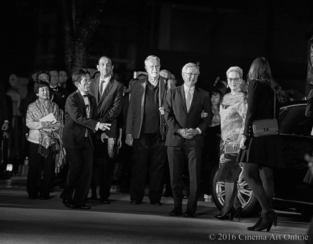 第29回 東京国際映画祭(TIFF) レッドカーペット (Red Carpet × Gray Art Photography)