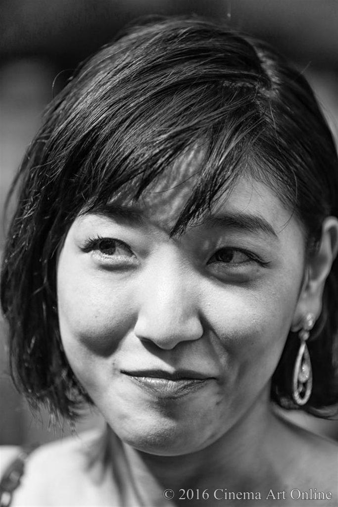 第29回 東京国際映画祭(TIFF) レッドカーペット (Red Carpet × Gray Art Photography) 安藤サクラ