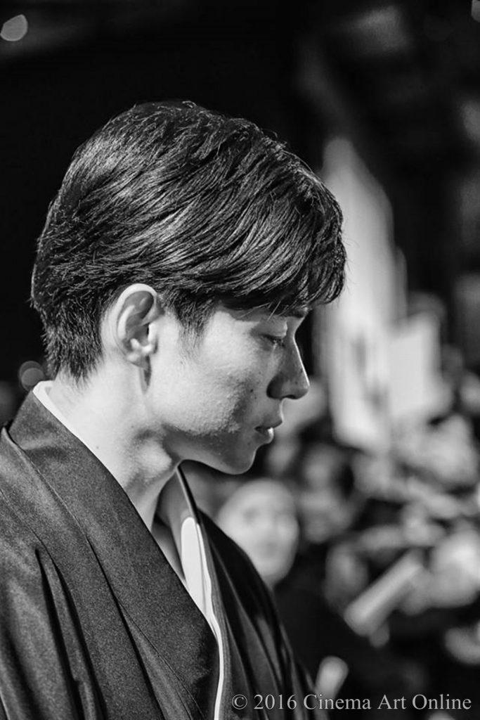 第29回 東京国際映画祭(TIFF) レッドカーペット (Red Carpet × Gray Art Photography) 東出昌大