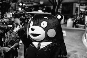 第29回 東京国際映画祭(TIFF) レッドカーペット (Red Carpet × Gray Art Photography) くまモン