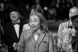 第29回 東京国際映画祭(TIFF) レッドカーペット (Red Carpet × Gray Art Photography) 安斎肇 (あんざい はじめ) 監督