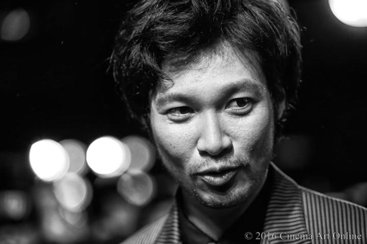 第29回 東京国際映画祭(TIFF) レッドカーペット (Red Carpet × Gray Art Photography) 青木宗嵩
