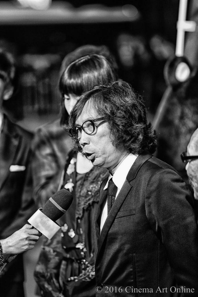 第29回 東京国際映画祭(TIFF) レッドカーペット (Red Carpet × Gray Art Photography) 行定 勲 監督