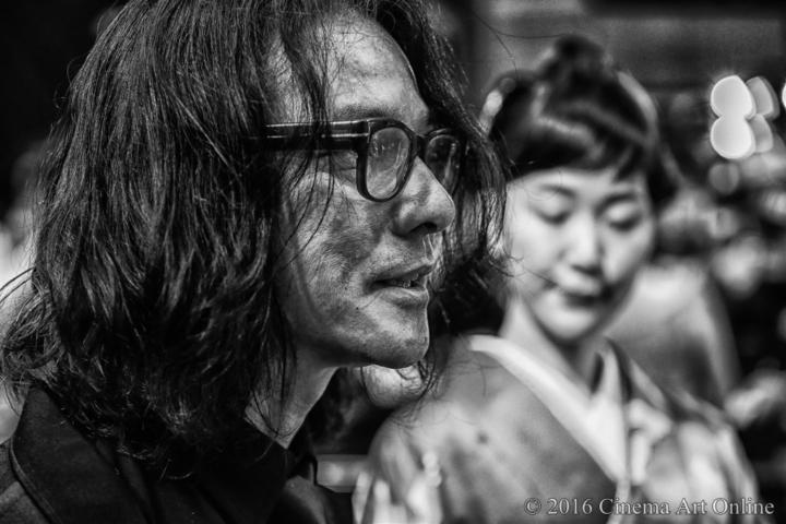 第29回 東京国際映画祭(TIFF) レッドカーペット (Red Carpet × Gray Art Photography) 岩井俊二 監督
