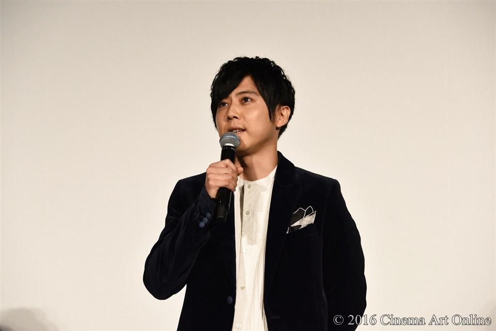 第29回 東京国際映画祭(TIFF) 特別上映 「GANTZ:O <プレミア英語吹替版>」 舞台挨拶 梶裕貴