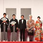 第29回 東京国際映画祭(TIFF) オープニングレッドカーペット