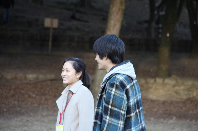 短編映画『サポステ』  前田敦子 井之脇海