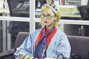 映画 「笑う招き猫」 松井玲奈