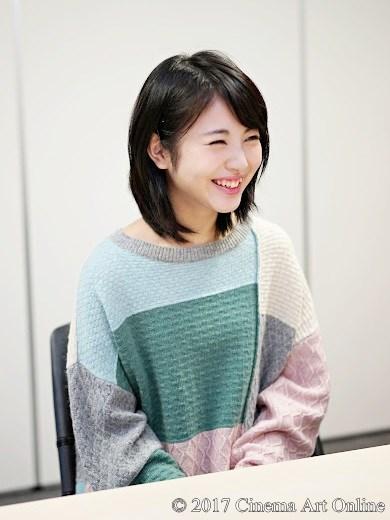 映画 「咲-Saki-」 主演・宮永咲役 浜辺美波