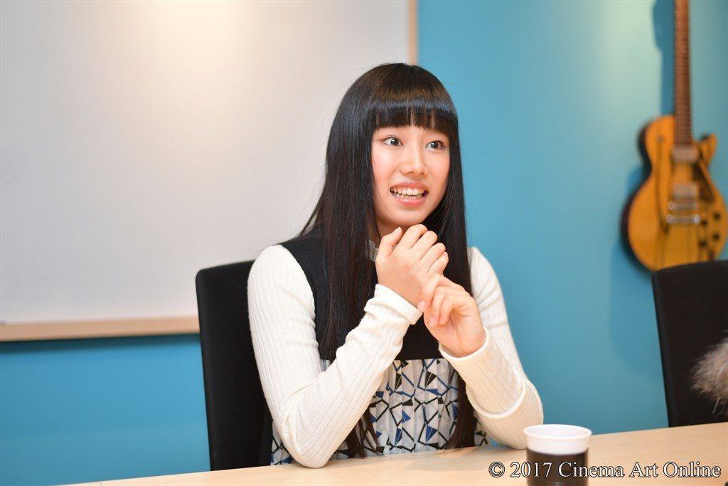 映画「咲-Saki-」片岡優希役 廣田あいか (私立恵比寿中学)