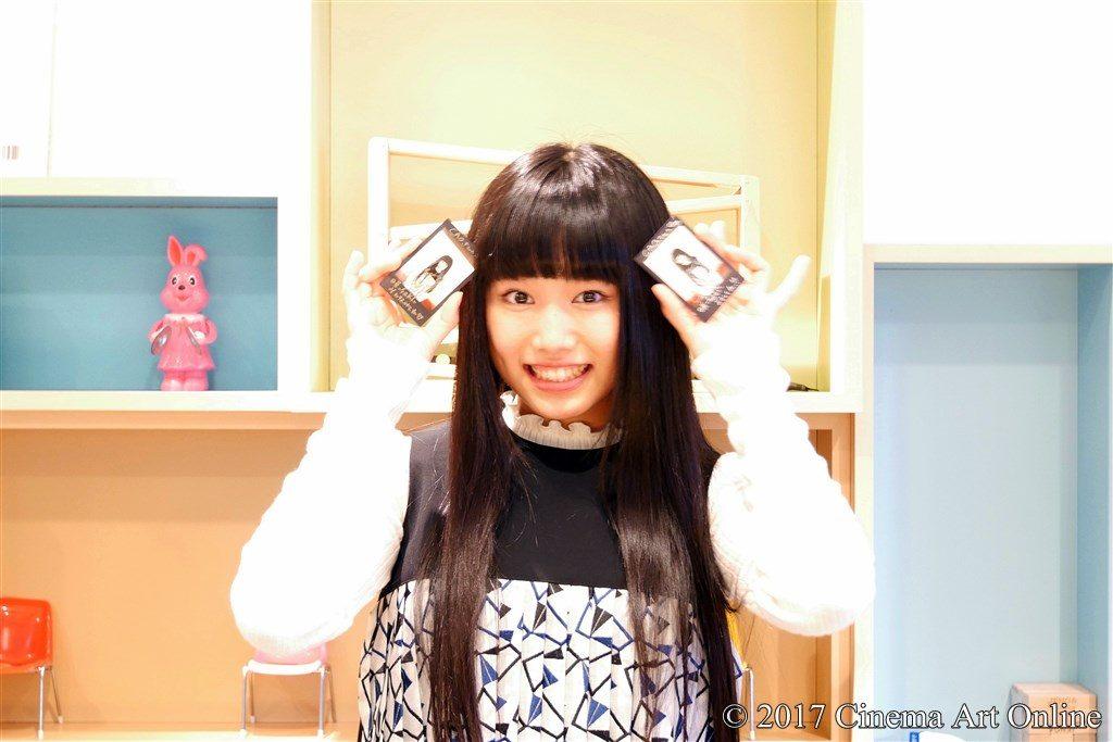 映画「咲-Saki-」廣田あいか (私立恵比寿中学) サイン入りチェキ 読者プレゼント