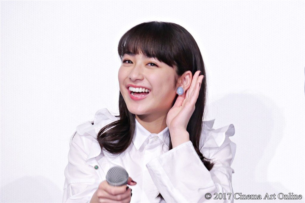【写真】映画『きょうのキラ君』公開初日舞台挨拶 平祐奈