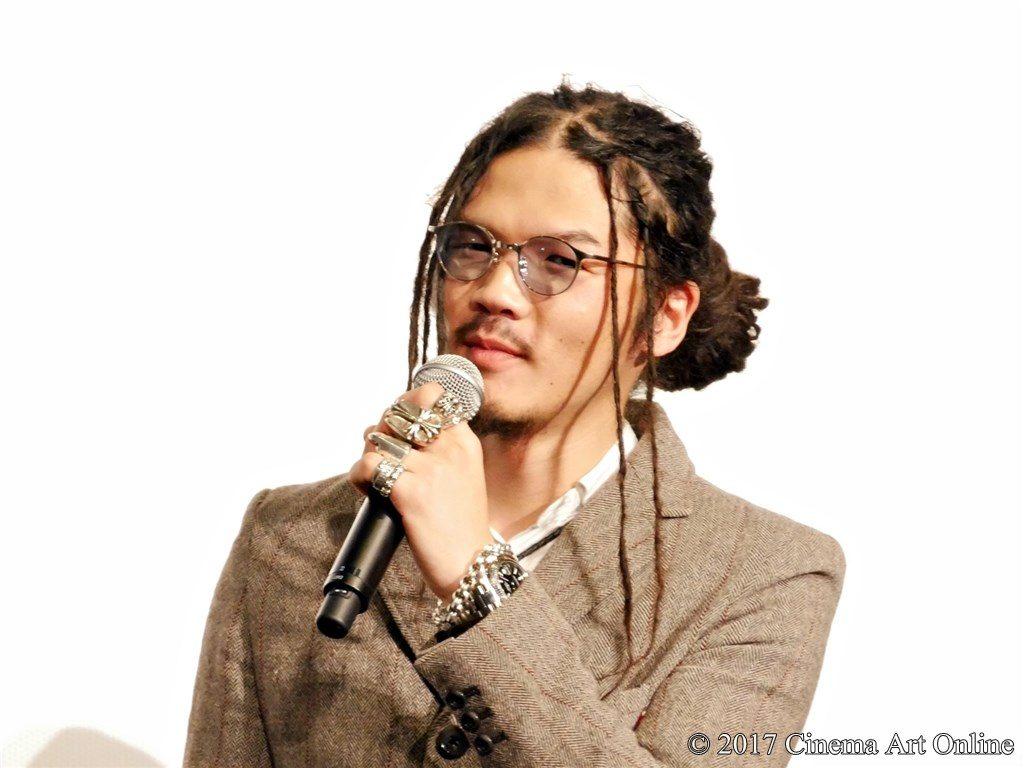 【写真】映画『きょうのキラ君』公開初日舞台挨拶 Alexandros 庄村聡泰