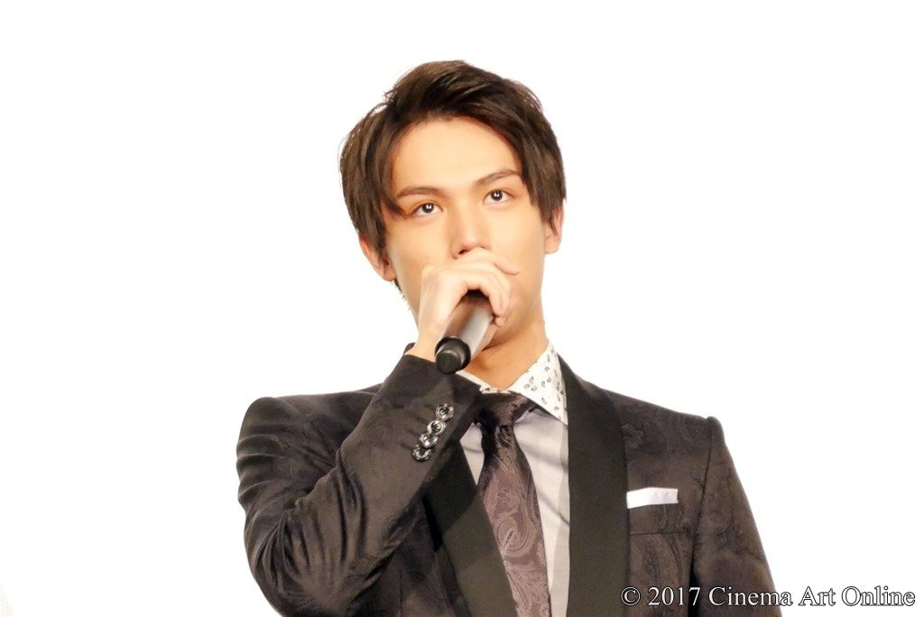【写真】映画『きょうのキラ君』公開初日舞台挨拶 中川大志