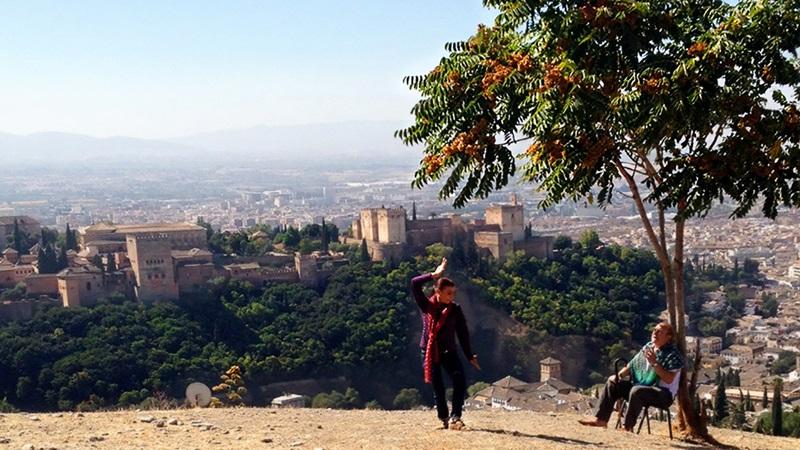 映画「サクロモンテの丘~ロマの洞窟フラメンコ」