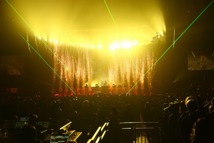 映画『WE ARE X』ウェンブリー・アリーナ公演「X JAPAN LIVE 2017 at the WEMBLEY Arena in LONDON」