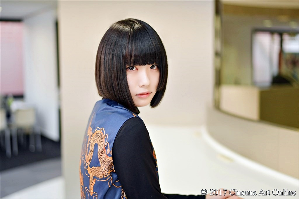 【写真】映画『咲-Saki-』東横桃子役 あの (ゆるめるモ!)
