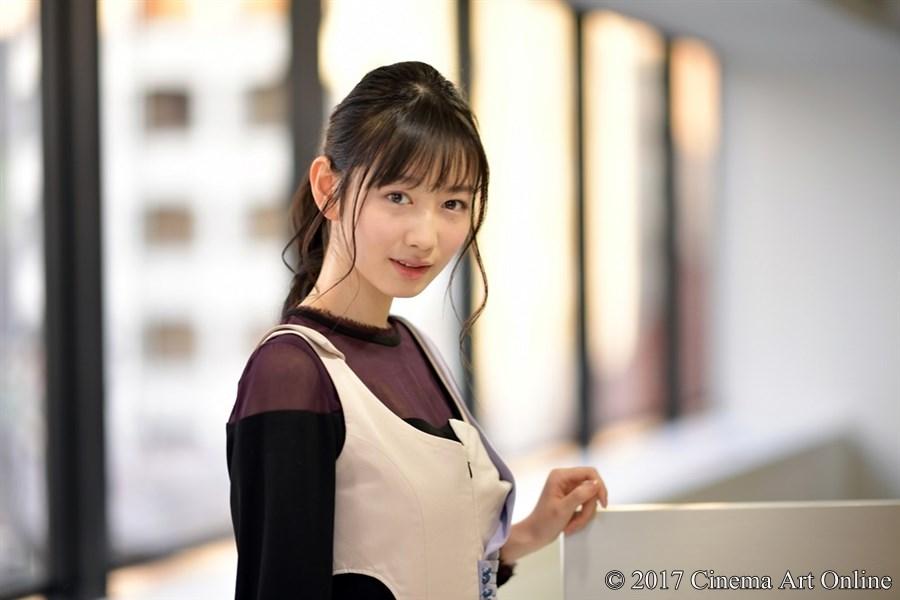【写真】映画『咲-Saki-』加治木ゆみ役 岡本夏美 インタビュー