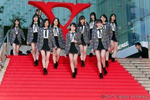 映画 「WE ARE X」完成披露ジャパンプレミア 紅カーペット X21