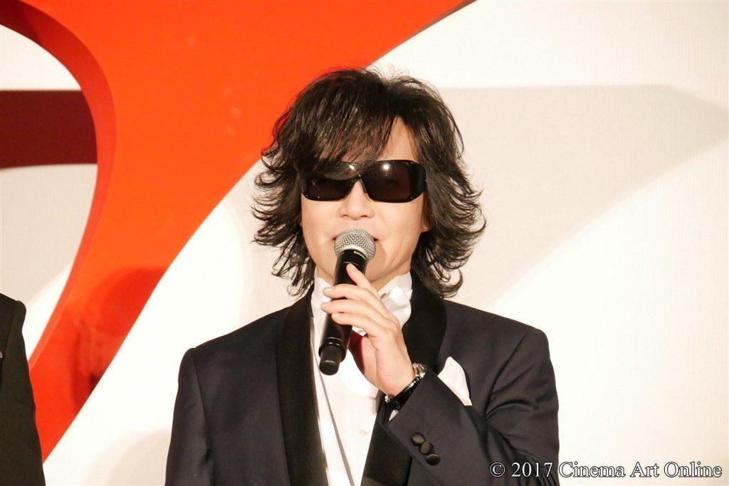 映画 「WE ARE X」完成披露ジャパンプレミア X JAPAN ToshI