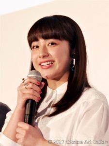 映画「ReLIFE リライフ」プレミア完成披露試写会イベント 平祐奈