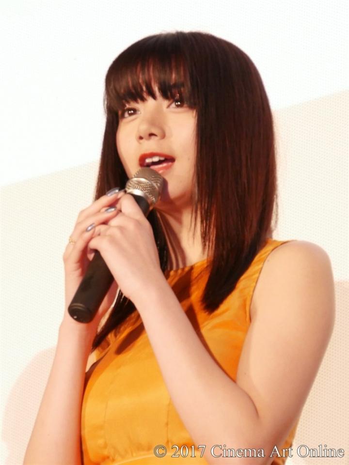 映画「ReLIFE リライフ」プレミア完成披露試写会イベント 池田エライザ