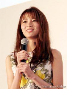 映画「ReLIFE リライフ」プレミア完成披露試写会イベント 岡崎紗絵