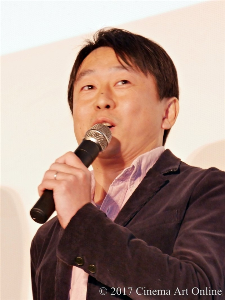 映画「ReLIFE リライフ」プレミア完成披露試写会イベント 古澤健監督