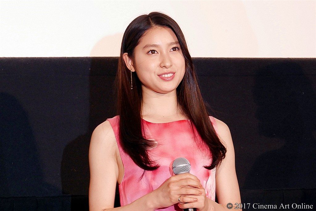 【写真】映画『PとJK』公開初日舞台挨拶 土屋太鳳